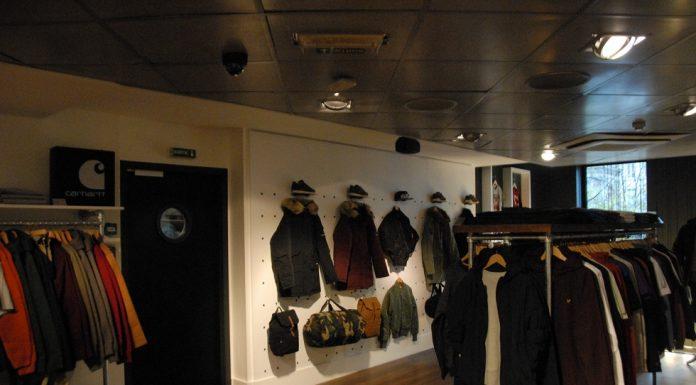 Boutique size Paris Chatelet les Halles