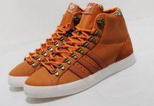 Adidas Originals Basket Profi OG (Spice Camo)