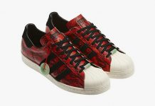 adidas Originals Superstar 80s Chinese New Year 2013