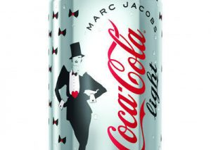 Canette Coca-Cola Light x Marc Jacobs 30 ans-2