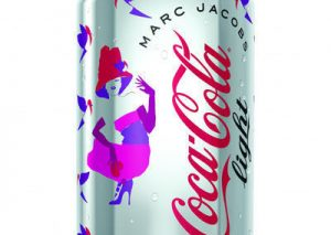 Canette Coca-Cola Light x Marc Jacobs 30 ans-3