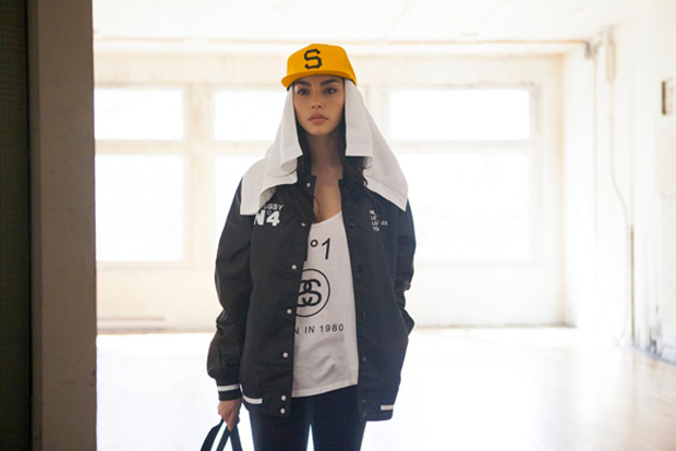 Adrianne-Ho-Stussy-Printemps-Ete-2013-(Lookbook)-7