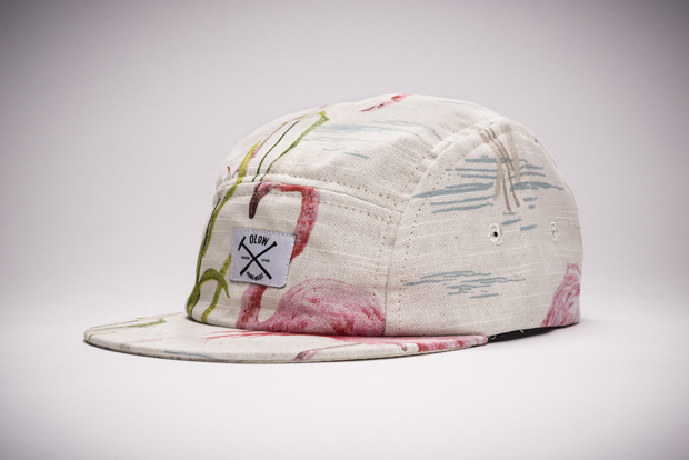 OLOW-Amazone-5-Panel-Cap-Printemps-Ete-2013