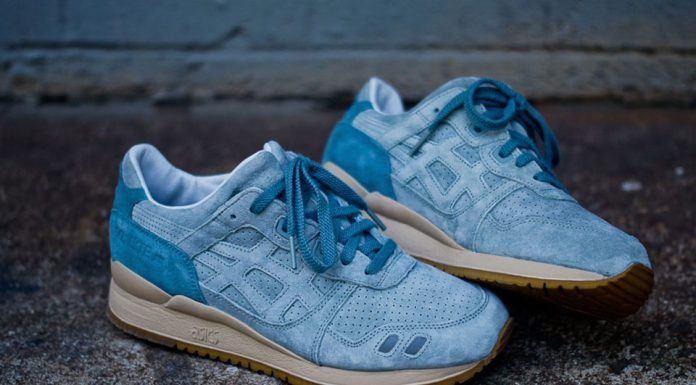 ASICS x Saint Alfred Gel Lyte III Collaboration
