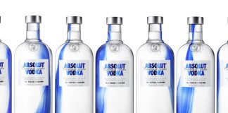 Absolut Vodka Originality 2013