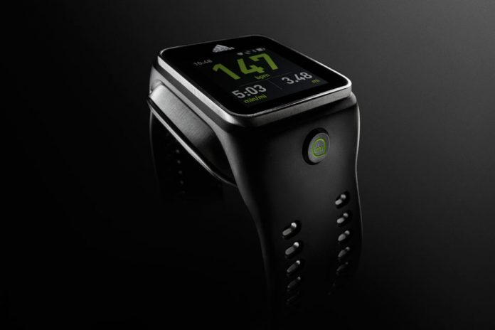 Montre Adidas miCoach SMART RUN 2013