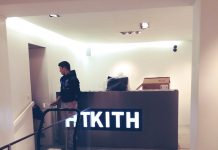 shop kith paris fashionweek janvier 2014