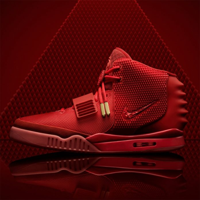Nike Air Yeezy 2 Red Octobers
