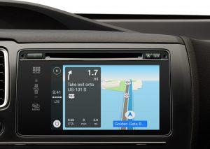Apple Mise a jour iOS 7.1 CarPlay Maps