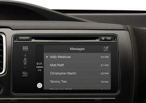 Apple Mise a jour iOS 7.1 CarPlay iMessage
