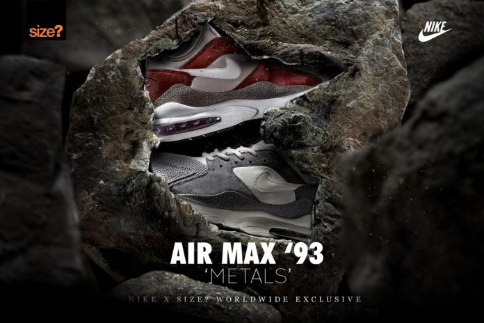 Nike Air Max 93 'Metals' – size?-2