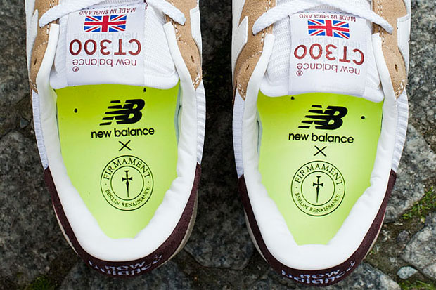 New Balance x CT300 European Shops collaboration
