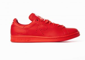 adidas Originals Stan Smith by Raf Simons PE2015 Rouge/Red
