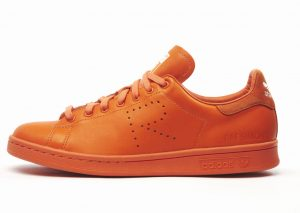 adidas Originals by Raf Simons Stan Smith (Orange fluo)