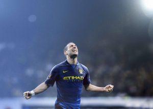 Maillot Extérieur Manchester City 2014/2015