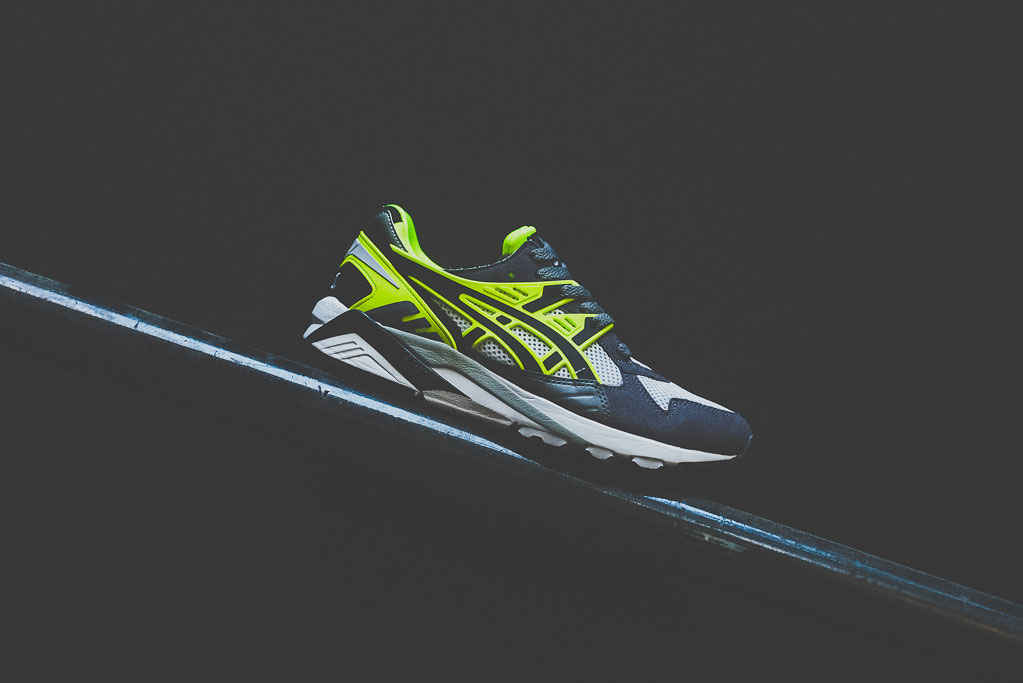 Asics Gel Kayano Trainer (White/Grey/Volt)-1