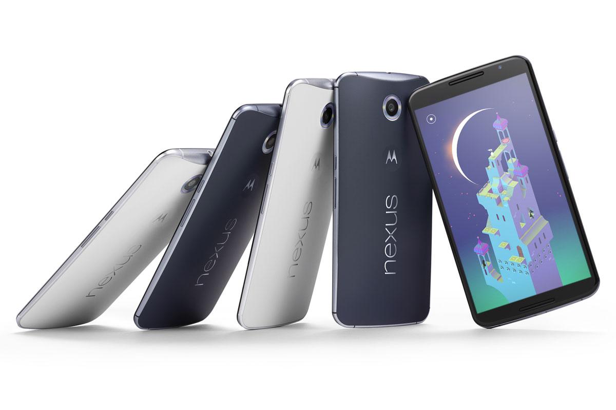 Google Nexus 6 Pre-order