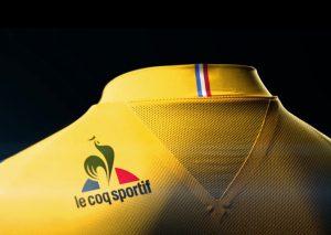 Maillot Jaune du Tour de France 2015 par Le Coq Sportif-1