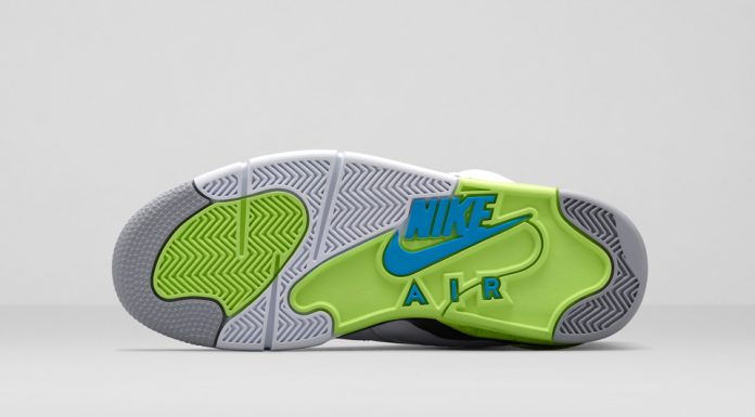 Nike Air Command Force 2014 'Hot Lime'