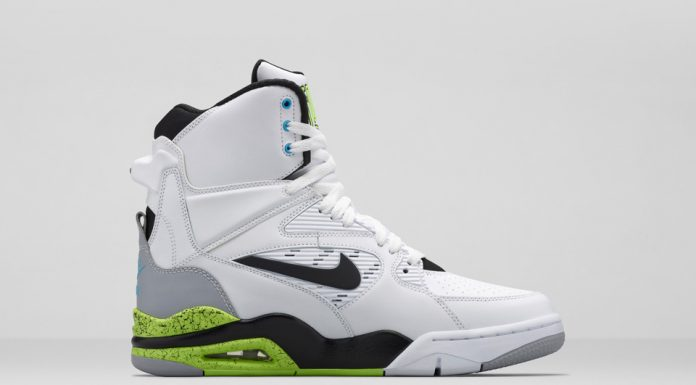 new style f41a8 7dbc0 Nike Air Command Force Retro 2014  Hot Lime