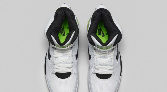 Nike Air Command Force Retro White Black/Wolf Grey-Volt