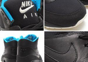 Nike Air Max 1 Mid FB CR7 Black/Black Neo Turquoise