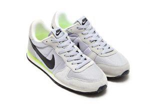 Nike Genicco (Gris/Volt/Blanc) 2014