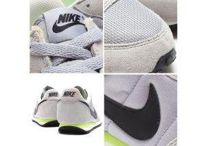 Nike Genicco (Wolf Grey/Volt/White/Black)