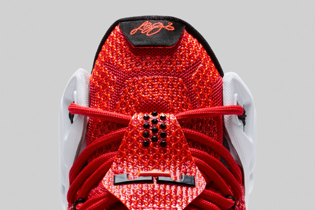 Nike Lebron 12 'Heart Of Lion'