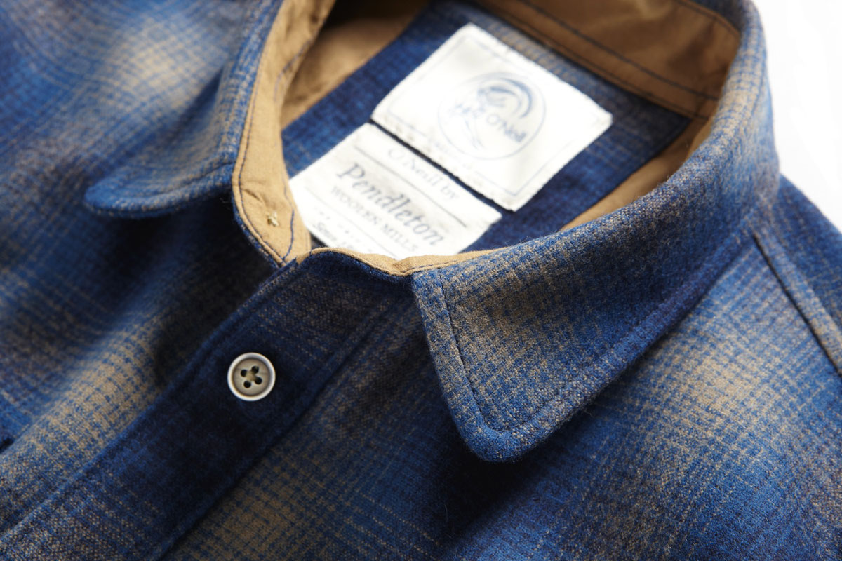 O'Neill x Pendleton Collection Automne/Hiver 2014-1