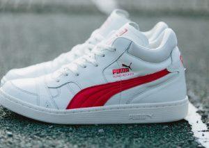 PUMA Boris Becker OG 201 (White/Red)