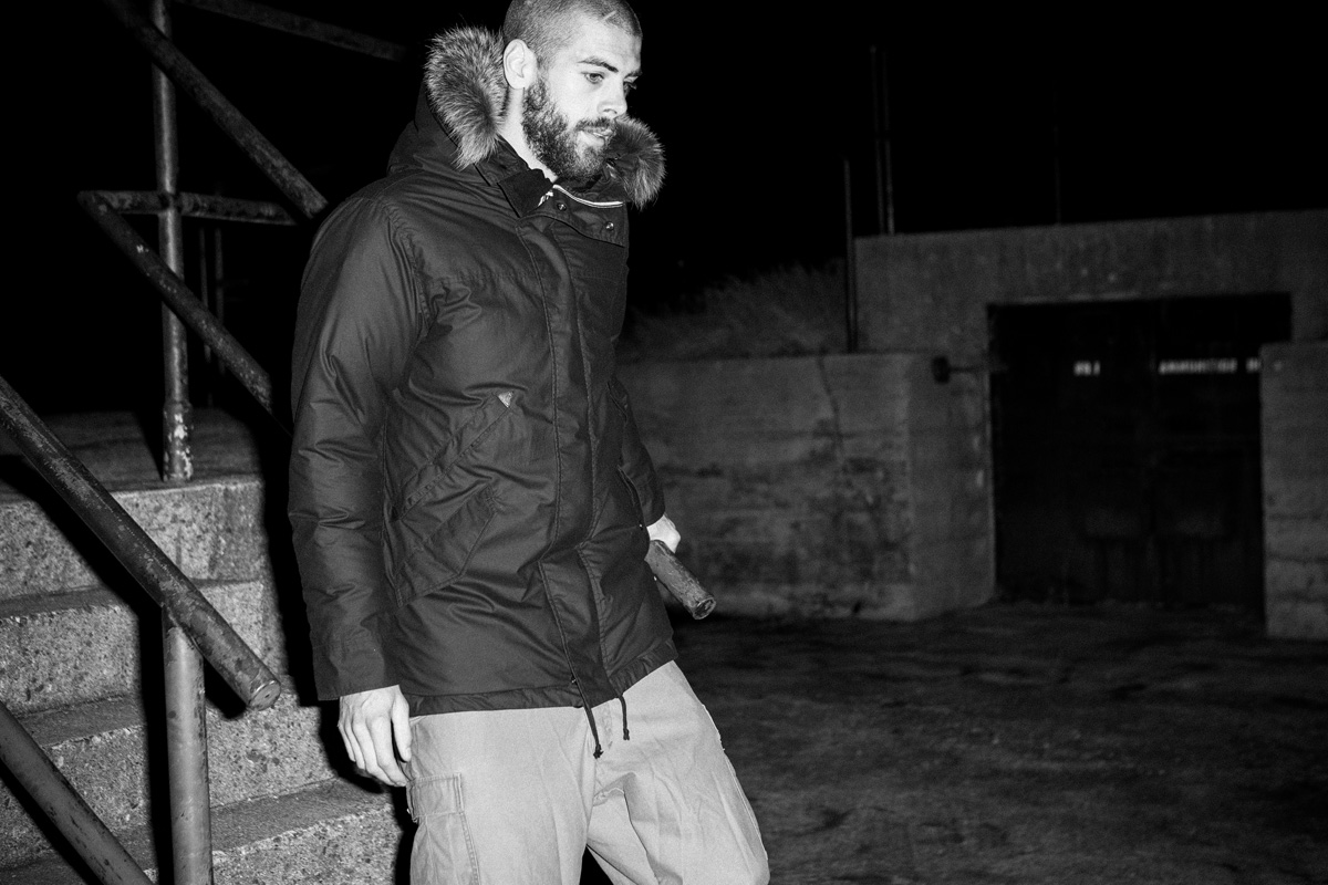 Wings + Horns x Canada Goose 'Decade Parka' Lookbook-1
