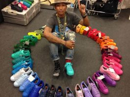 adidas = Pharrell Williams Superstar 2015 Rainbow | Teaser