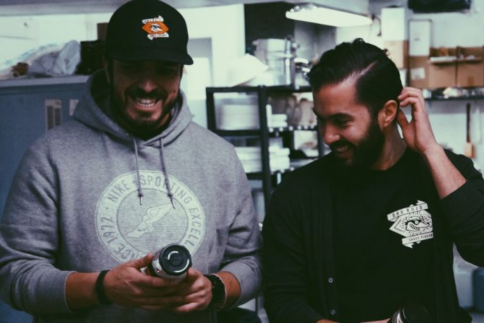 David et Dan Fuenzalida Sauce Oro Rojo | Interview