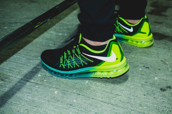 Nike Air Max 2015 (Black/Volt/Hyper Jade/White) 'Dare To Air'-13
