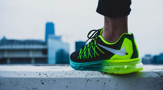 Nike Air Max 2015 (Black/Volt/Hyper Jade/White) 'Dare To Air'-4
