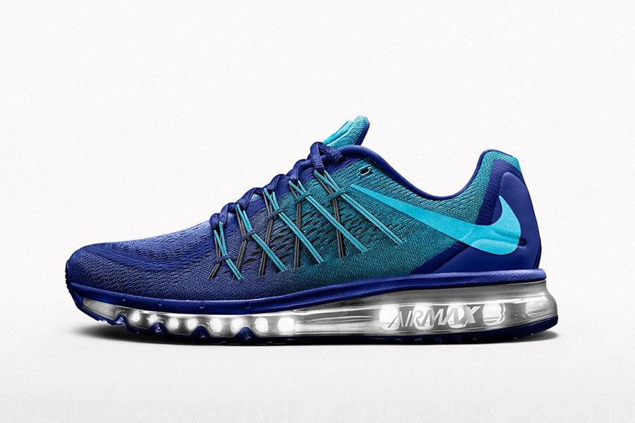 Nike Air Max 2015 iD - blue/bleu