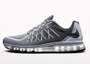 Nike Air Max 2015 iD - gris/grey