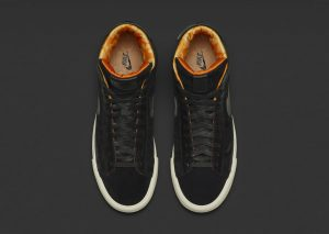 Nike Blazer Mid (Black) x Mo'Wax by James Lavelle-2