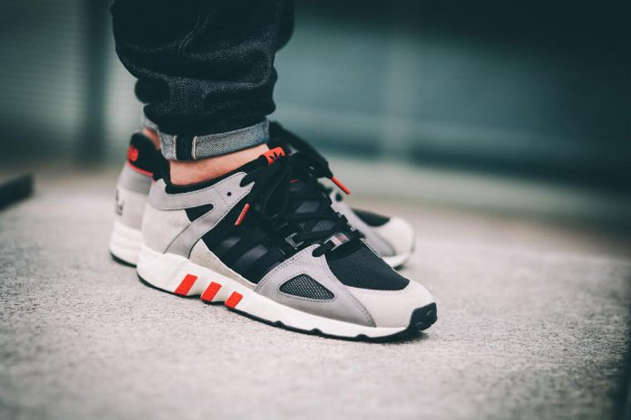 Solebox x adidas EQT Guidance 93