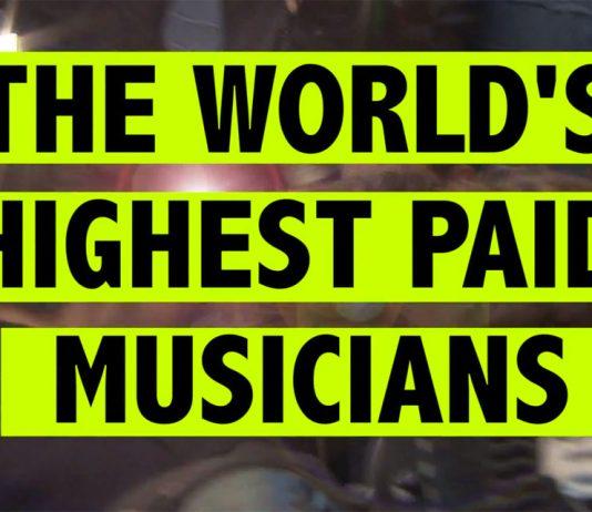 Forbes Classement Musiciens le plus riche 2014