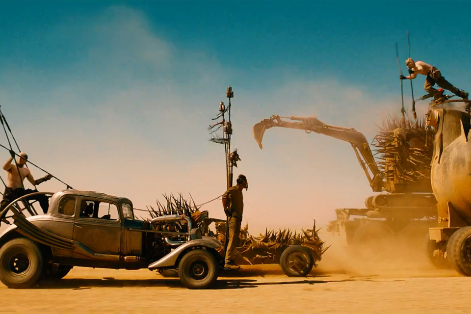 Mad Max Fury Road Trailer | Video Officiel