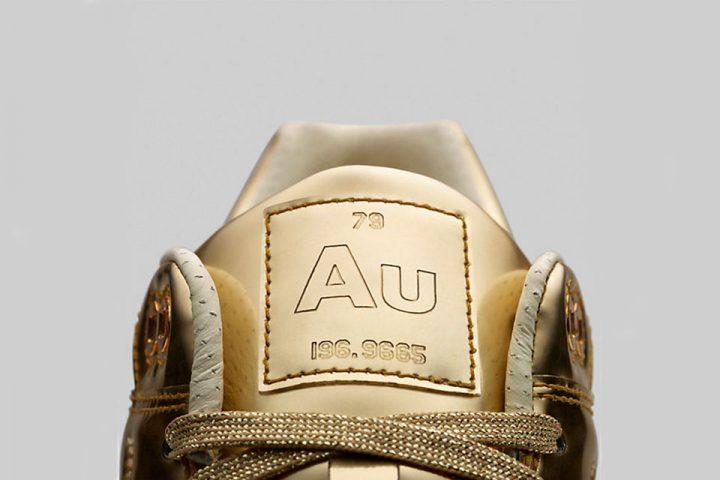 Nike Air Max 1 Dorée 'Liquid Metal' Pack
