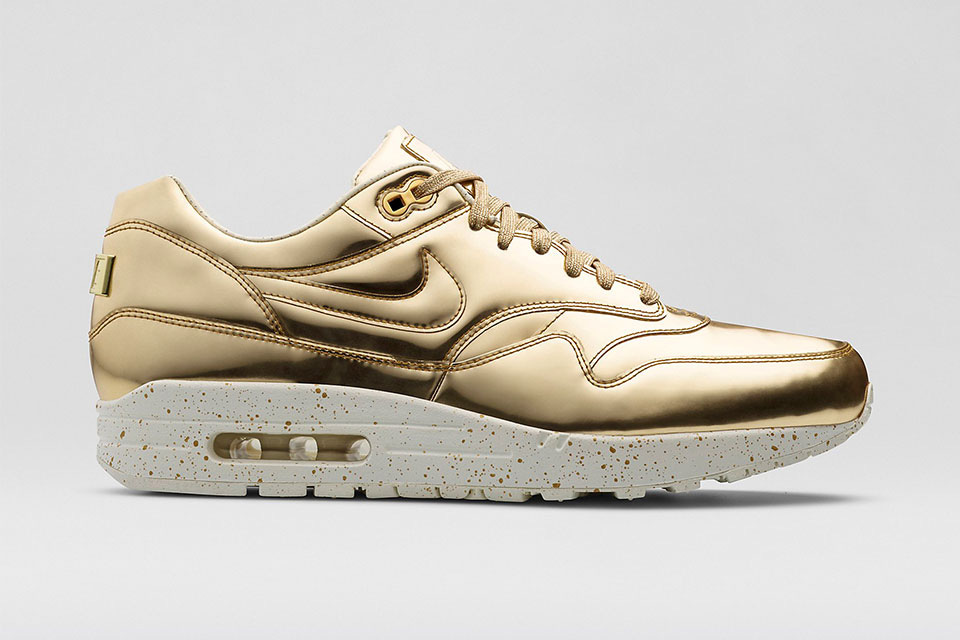 Nike Air Max 1 Or 'Liquid Metal' Pack