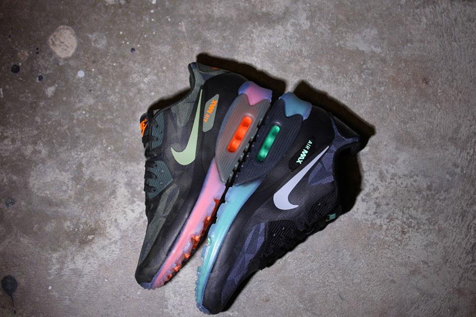 Nike Air Max 90 Ice QS 2014 Pack