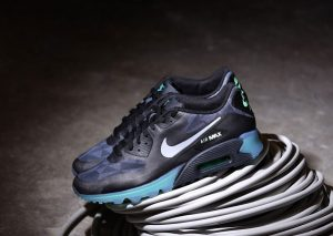 Nike Air Max 90 Ice QS Black Cool Grey 2014