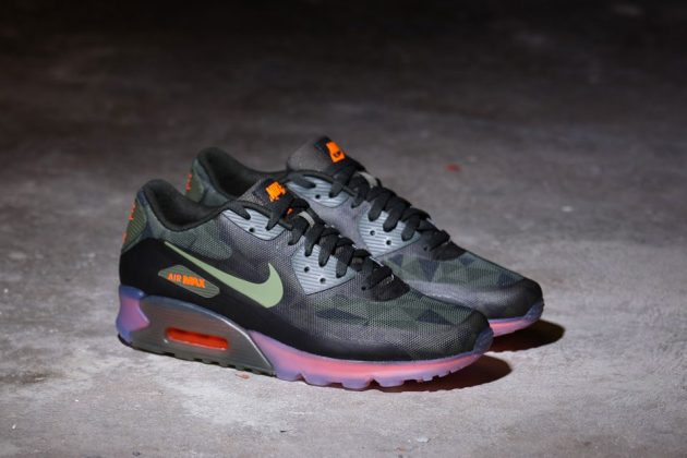 Nike Air Max 90 Ice QS (Rough Green) 2014-2