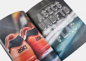 Undefeated x ASICS Gel Lyte V (5) 'False Flag'-Sneaker Freaker-1