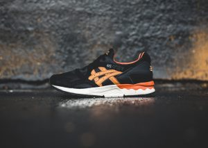ASICS Gel Lyte V 'Vegan' (BlackTan)-1