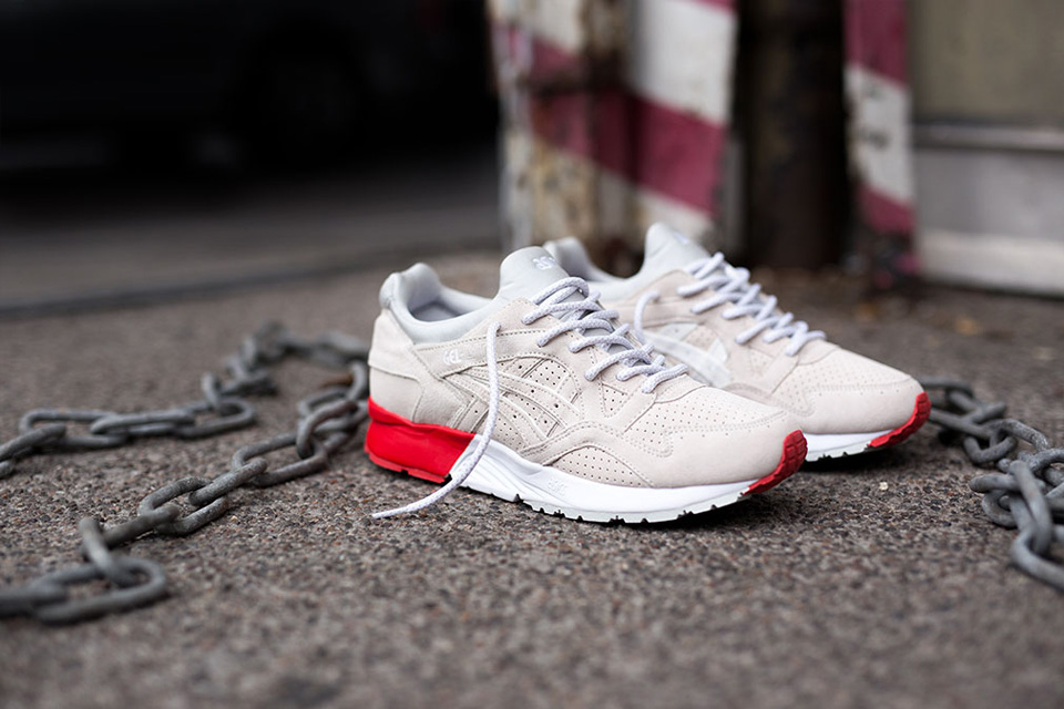low priced 92aaa fb478 concepts x asics gel lyte v